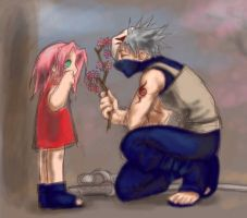 Naruto: Eight Years Ago... by ahnline
