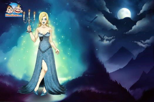 Luna Waxwane by holliday4u2luv