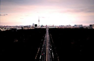 Oh Berlin by Joy-of-markers