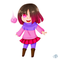 [Glitchtale] A welcoming smile by Nagisa-Imouto