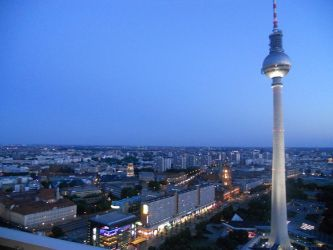 Berlin - Alexanderplatz by NoaCordier