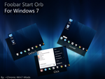 Foobar Orb For Windows 7 by Chronic-Win7-Mods