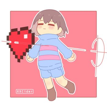 Frisk by XXCider