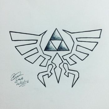 Triforce by Pirates19