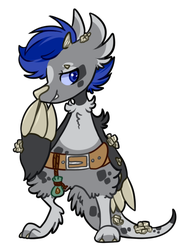 Miner 10# - Pyrite by Pikachumaster