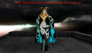 Midna, the Twilight Princess by DoctorEvil06