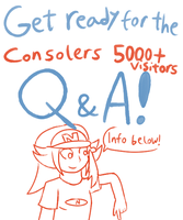 Ready for Q and A by Zanreo