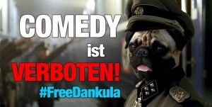 Comedy Ist Verboten #FreeDankula by paradigm-shifting