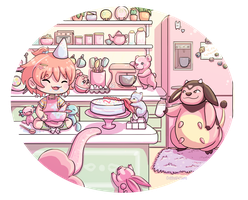 Too Many Pokemon In The Kitchen [PTS] by CoffeeVulture