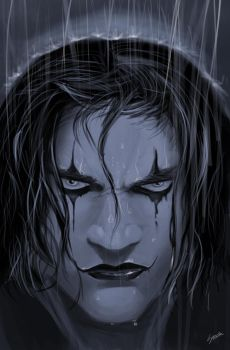 The Crow by SmoothColor