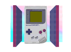F2U | 3D GameBoy by ProfileDecor