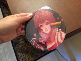 My Online Store - Sin and Simone 6 inch Button by WDLady