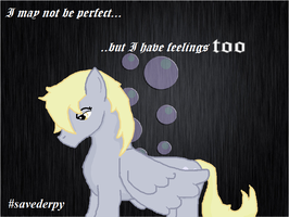 Save Derpy by Dianamond
