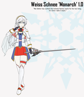 Weiss Schnee 'Monarch' Outfit V.1.0 by Gardavwar