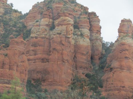 The red rocks of Sedona - 1 by tangledmire