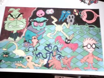 My Art Project: Grinch Night by ScottMcArthur8
