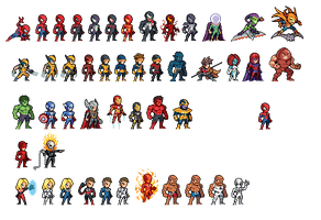 Marvel LSW Project 2.0 by LukasAhl1