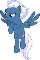 Vector #148 - Night Glider by DashieSparkle