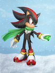 Shadow's winter redraw ! by DivLight