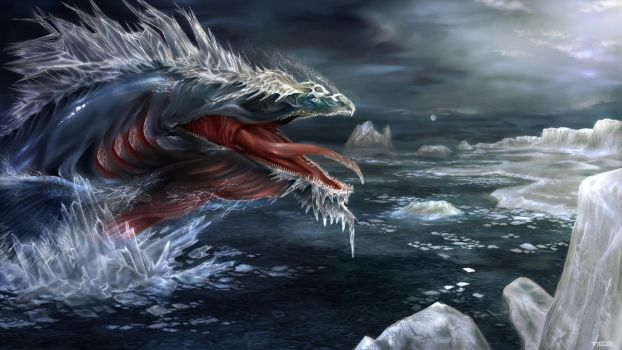 Leviathan by Vyrilien