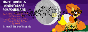 Once Upon a Nightmare Event Banner by izze-bee