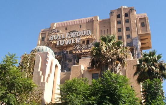 Tower of Terror by uniquemindcreations