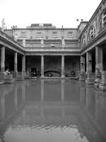 Roman Baths - One by bristrek