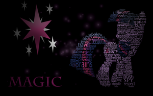Magical Typography by ShadesofEverfree