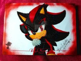 Realistic Shadow (traditional) by Shaylo-Artistry
