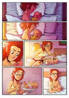 Mommy Comic Page 4 by petura