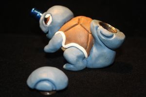 Squirtle tail by Fuckinintents