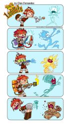 FLYFF: ELEMENT weakness by Axigan