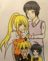 Uzumaki Family Genderbend by ichirukibiggestfan