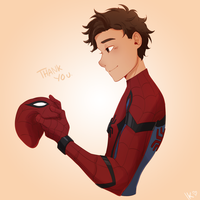 Thank you, Stan Lee by toastietiger
