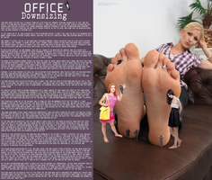 Office Downsizing - 3 (Lena) by TinyLobo