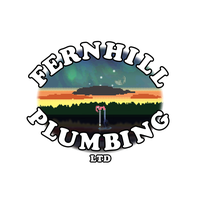 Fernhill Plumbing Logo by coltonphillips