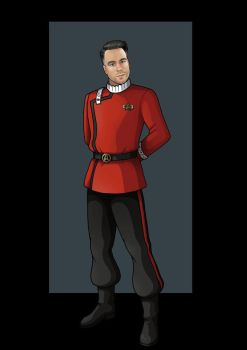 chief concept uniform (classic movie) by nightwing1975