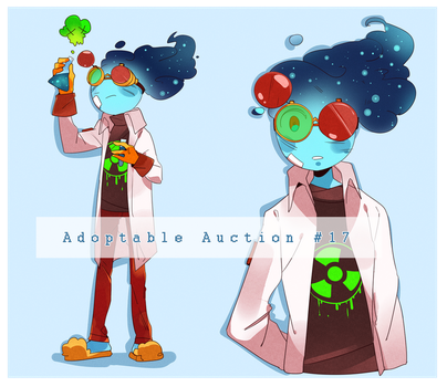 Adoptable auction #17 [closed] by lZenPepperl