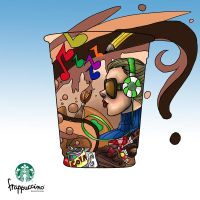 Starbucks Contest by rusting-angel
