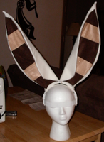 Momo Ears Front View by StraylightRevelation