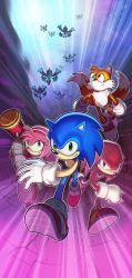 Sonic Chronicles Poster by joy-ang