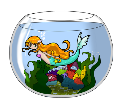 Fishbowl by L-mon