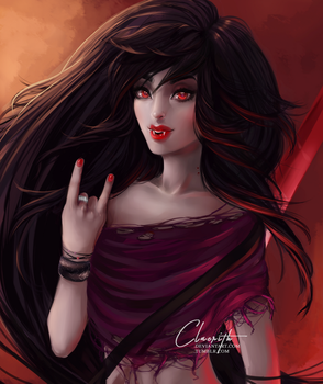 Marceline by claerith