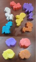 My Little Pony Character Soaps Retake by lcponymerch