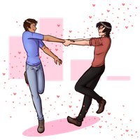 shut up and dance with me! [ klance ] by oh-no-Castiel