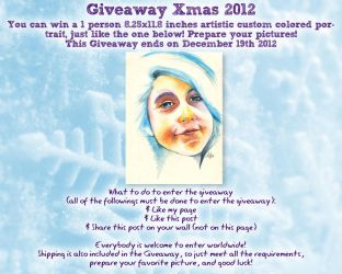 Xmas 2012 Giveaway by th3blackhalo
