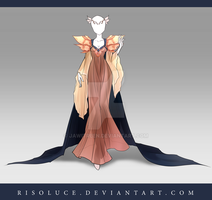(CLOSED) Adoptable Outfit Auction 137 by JawitReen
