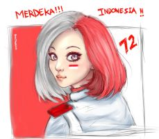 Merdeka or they said Independence !!! by bintangkei