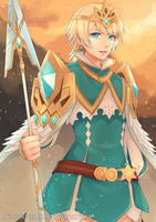 Fjorm by Akashicchan