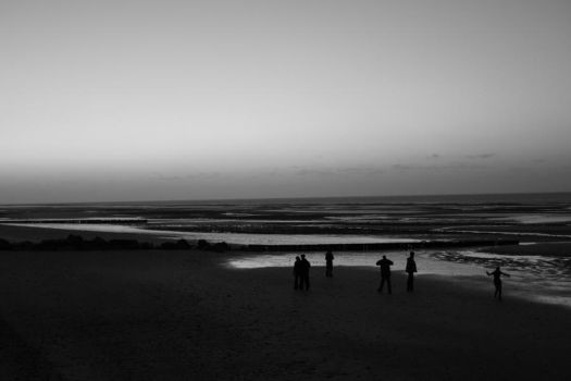dusk without colour by JacquesPhotography
